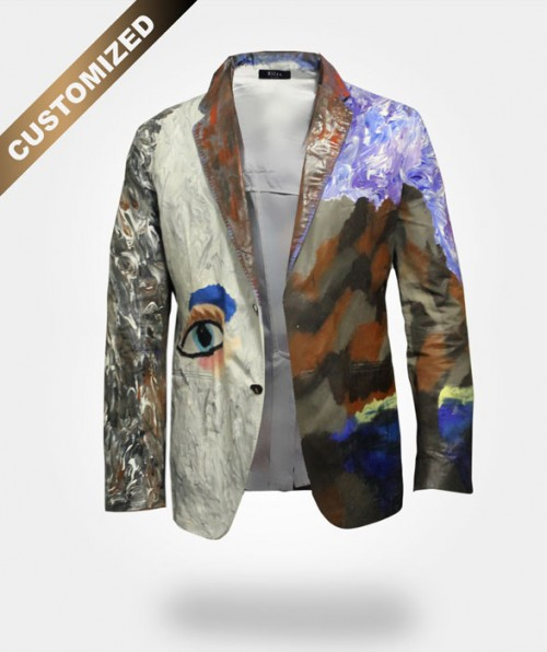 customized trendy fashionable jacket