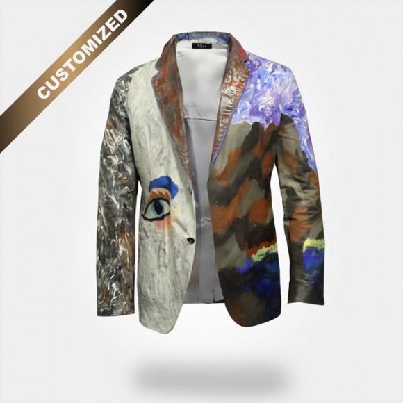customized trendy fashionable jacket